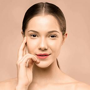 Vitamin c serum Bright face female