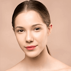 Vitamin c serum girl Soft Skin